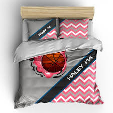 Girls Basketball Bedding by Home Decor U2013 Thedezineshop