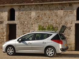what car peugeot peugeot 207 sw specs 2007 2008 2009 2010 2011 2012