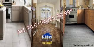 builders surplus yee haa tile flooring wood look tile at discount