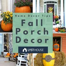 Fall Porch Decorating Ideas 10 Fall Porch Decorating Ideas Lysthouse