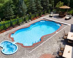 prefabricated pools nj fiberglass pool installer new pools repairs waterfalls