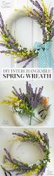 15 creative diy spring wreath ideas to brighten your door homelovr