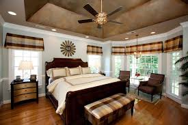 dark wood ceiling fan dark wood ceiling fan family room traditional with window treatments