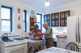 Their Home by Home Renovation For The Golden Years The New York Times