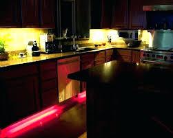 Kitchen Counter Lighting Ideas Led Interior Cabinet Lighting Kitchen With Led Lights
