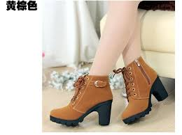 womens boots for fall 2017 aliexpress com buy effgt 2017 autumn winter boots high