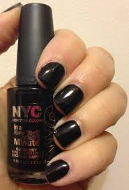 nyc new york color midnight beauty collection black elixir