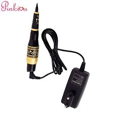 Professional Airbrush Makeup Machine Pinkiou Eyebrow Tattoo Gun Permanent Makeup Pen Machine With