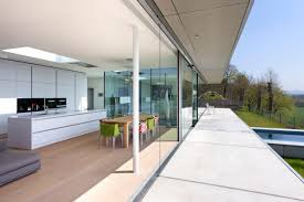 villa k in thuringia germany by paul de ruiter houses we like