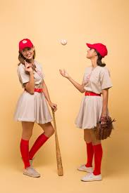 softball player halloween costume a league of their own costume camille styles