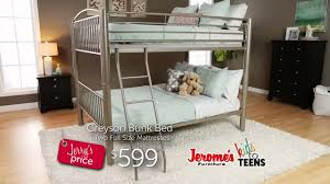 Youth Bunk Beds Jerome S Furniture Youth Bunk Beds
