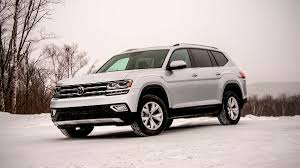 volkswagen atlas interior seating 2018 vw atlas review with price horsepower and photo gallery