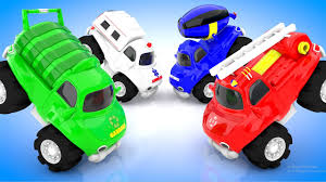 monster truck video for kids toy street vehicles fire truck dump truck monster truck videos