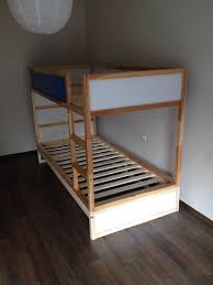 Wood Loft Bed Instructions by Loft Beds Ikea Loft Bed Frame White 96 Ikea Toddler Bunk Beds