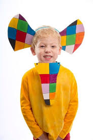 Patchwork Elephant Book - 11 best elmer costume inspiration images on costume