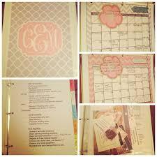 wedding organizer binder how to keep your wedding planning organized fizara