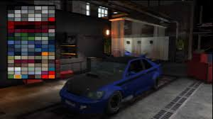 4 Car Garages by Gtaiv Ps3 Garage Mod Shop Beta Gameplay Youtube