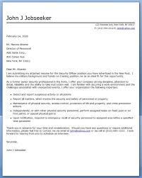 corporate security cover letter best ideas of cover letter for