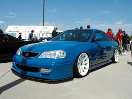 acura stance rl safety stance