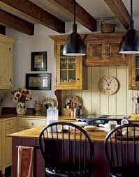 Primitive Kitchen Decorating Ideas 69 Best Primitive Kitchen Images On Pinterest Home Kitchen And