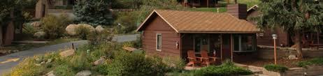 estes park colorado cabins cottages