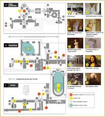 louvre museum floor plan noninvasive bluetooth monitoring of visitors u0027 length of stay at