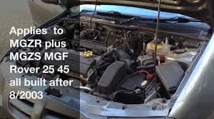 how to fix mg rover electrical problems pektron relay fault 8