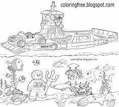 100 marine coloring page sea animals coloring pages