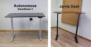 autonomous ai smart desk autonomous smartdesk 2 vs jarvis desk which is better