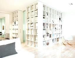 room divider bookcase modern bookcase room dividers room divider