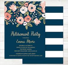 retirement invitations 16 retirement invitations jpg psd ai illustrator