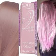 ion haircolor pucs review amp demo ion color brilliance in rose by tashaleelyn