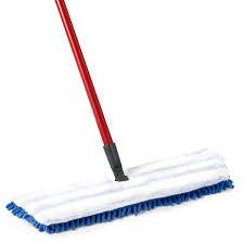 Laminate Floor Mop Amazon Com O Cedar Dual Action Microfiber Flip Mop Damp Dry All
