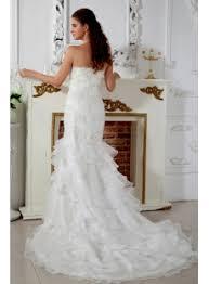 mermaid style wedding dresses luxurious strapless mermaid style wedding dresses img 1438 1st