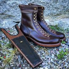 s boots made in clinch lineman boots made in brass made