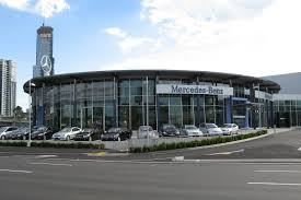 mercedes headquarters ausmotive com mercedes benz celebrates 50 years in australia