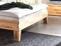 Schlafzimmer Bett Buche Massivholzbett Wallis Buche Farbe Und Größe Nach Wahl Futonbett