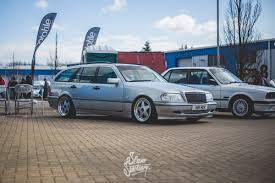 bagged mercedes wagon wagon slam sanctuary