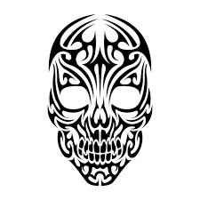 drawings of skulls free best drawings of skulls on