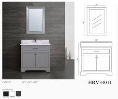 chic bathroom vanities gta in brampton renovation service ontario