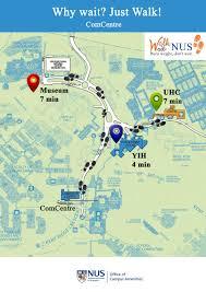 Singapore Botanic Gardens Mrt by Nus Office Of Campus Amenities Transport Logistics U0026 Carpark