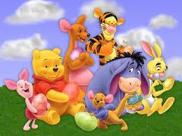 baby winnie the pooh wallpaper wallpapersafari