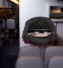 Tips On Getting Baby To Sleep In Crib by How To Get Your Baby To Sleep On A Plane Mum Invents Device To