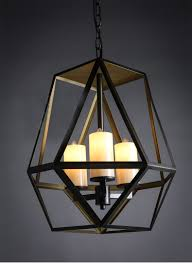 Art Deco Style Light Fixtures by Loft Style American Rural Vintage Pendant Lamp Wrought Iron Art