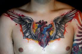 wings chest