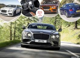 bentley suv 2018 bentley continental gt caricos com