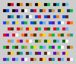 good 2 color combinations entrancing top 25 best 2 color
