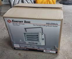 Comfort Zone Heater Fan Comfort Zone Cz220 Heater The Garage Journal Board