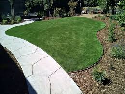 fake grass bunker hill oregon gardeners front yard landscaping