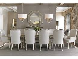 lexington oyster bay eleven piece dining set with montauk table